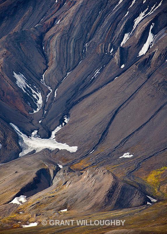 Arctic landscape - Arctic