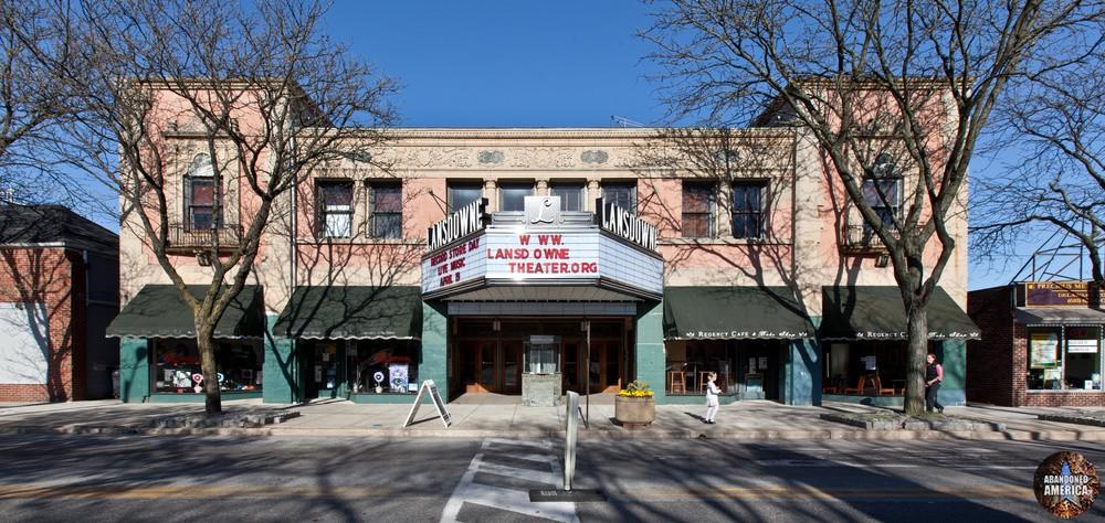 The Lansdowne Theatre | Street View - The Lansdowne Theater