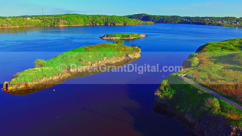 Reversing Rapids Reversing Falls Saint John New Brunswick Canada - Reversing Rapids