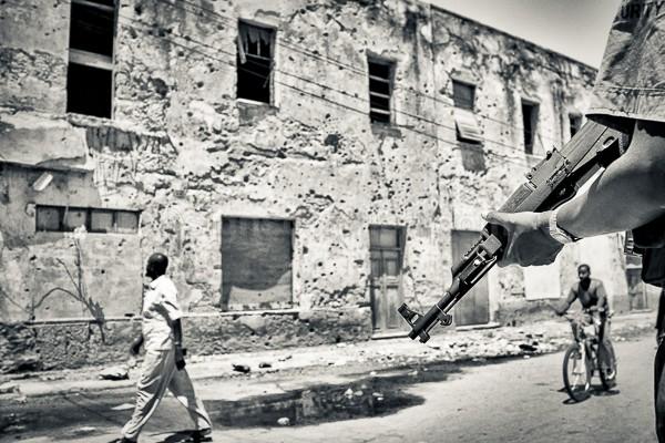 Security, Mogadishu, Somalia