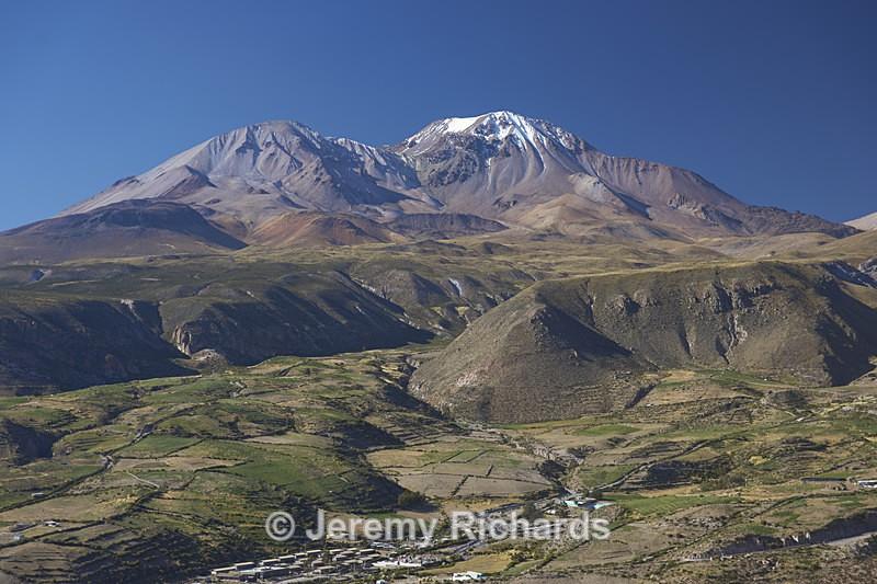 Putre - Altiplano of North-East Chile