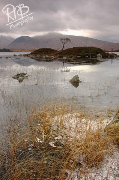Lochan-Na-h-Achlaise - Other UK Landscapes