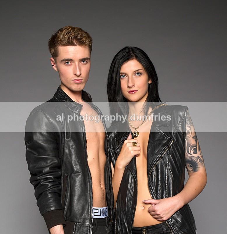 J & Kelly 2 - Portraits