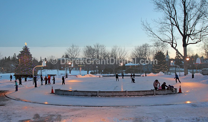Rothesay Common Rink New Brunswick Canada - Sport & Recreation