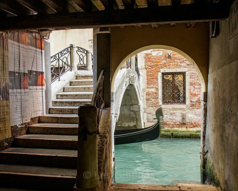Arch and Bridge - Venice
