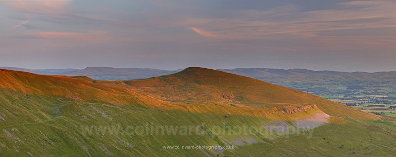 Middle tongue - The Pennines and The Lake District