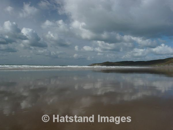 Woolacombe Bay, Devon - places