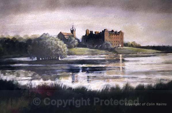 'Linlithgow Palace' - Landscapes