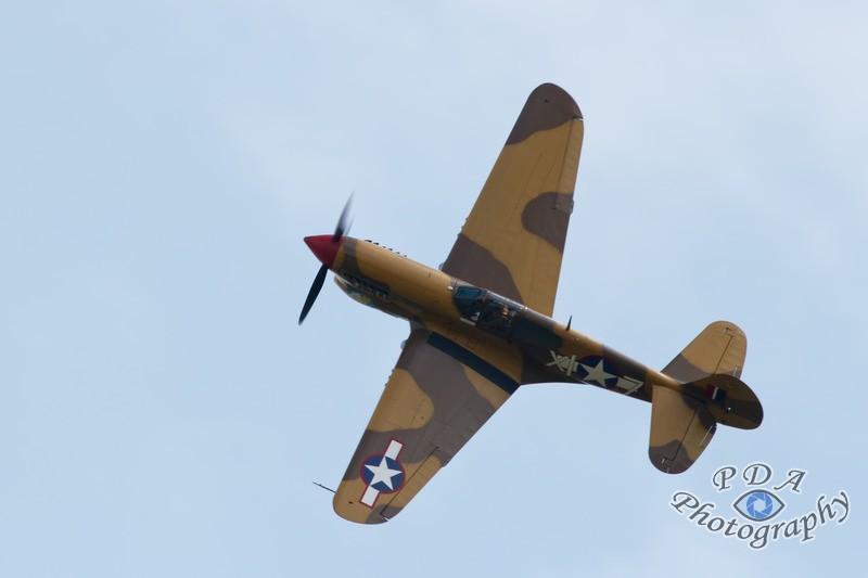 39 P-40F Warhawk