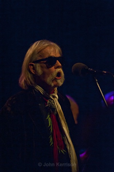 Derek Hussey of the Blockheads 2 - Concert