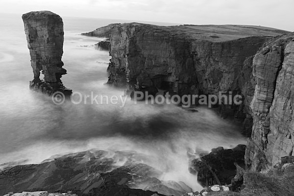 Yesnaby bw 3719 copy - Orkney Images