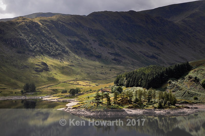 Haweswater stormy day - Lakeland Landscapes