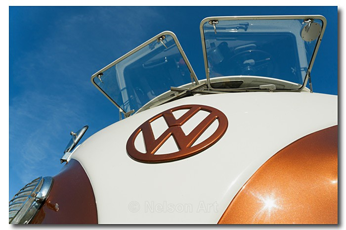 VW Camper - Machines