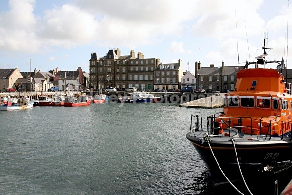 Kirkwall Pier - Orkney Images