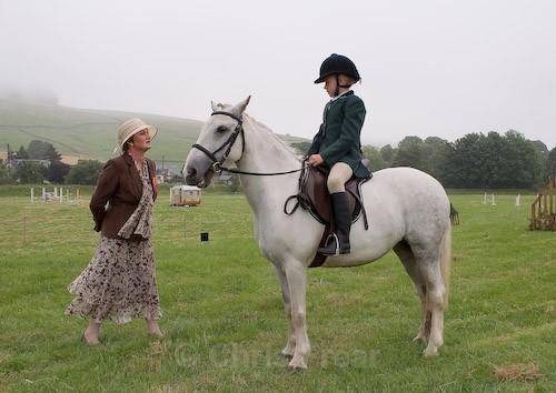 12 - Moniaive Horse Show 2008