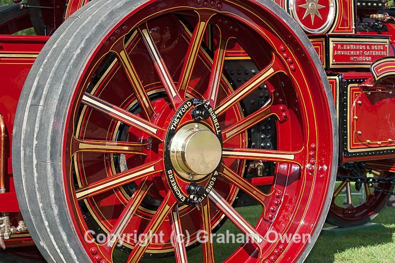 Steam Fair-264 - Bedfordshire Steam and County Fair 2014