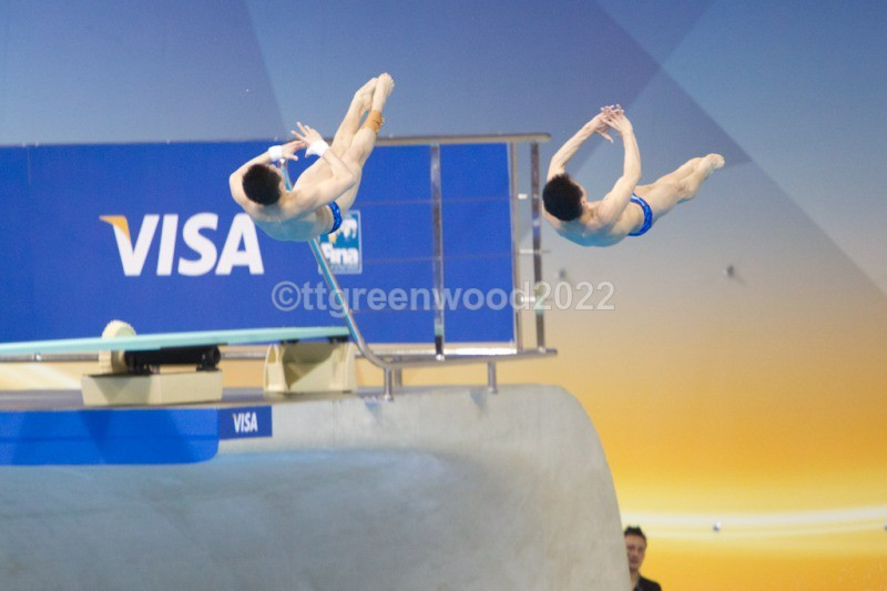WCD-132 - World Cup Diving