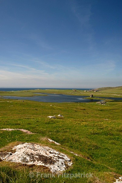 Loch Scolpaig, North Uist, Outer Hebrides - North Uist