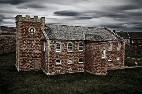 fort george-19 - Architecture