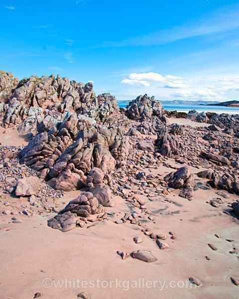 Achnahaird Rocks - Scottish Highlands