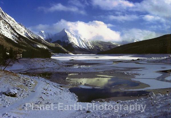 Medicine Lake 2 - Alaska & Canada