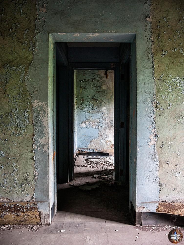 York County Prison (York, PA) | Anonymous Doors - The York County Prison