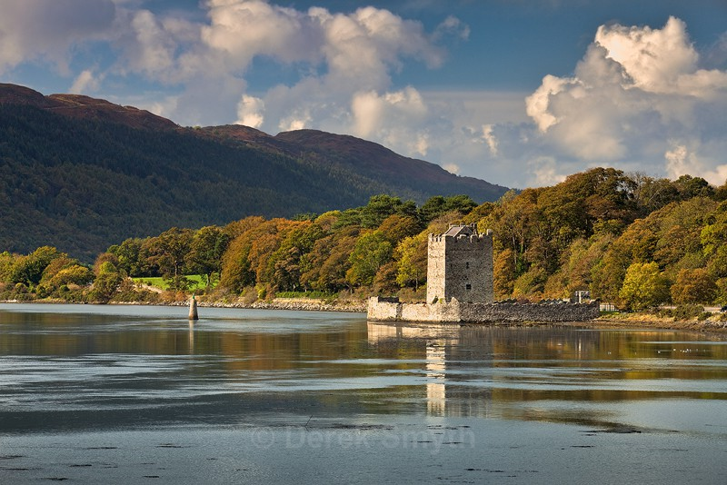 Narrow Water Castle and Keep By Derek Smyth Photography