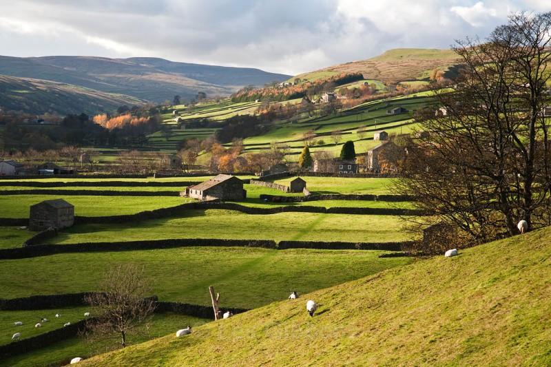 Gunnerside village - Yorkshire Dales