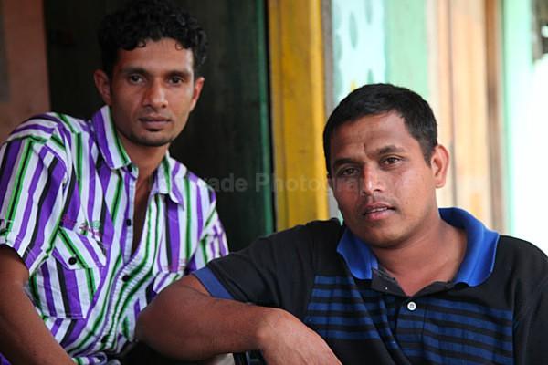 Sri Lanka cafe owners, Ella, Sri Lanka - Sri Lanka wildlife, people & places