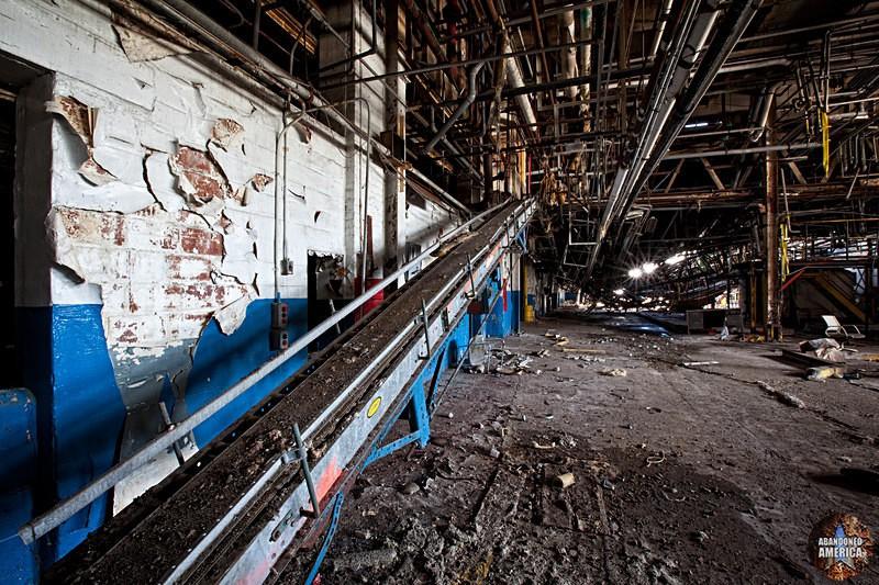 Kleen Brite Laboratories (Brockport, NY)   A Distant Disaster - Kleen Brite Laboratories