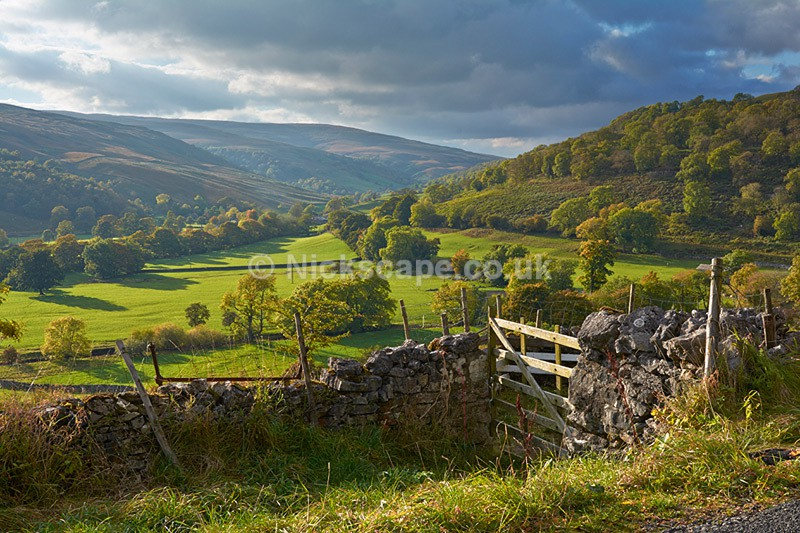 Hubberholme Valley - Yorkshire Dales - Yorkshire