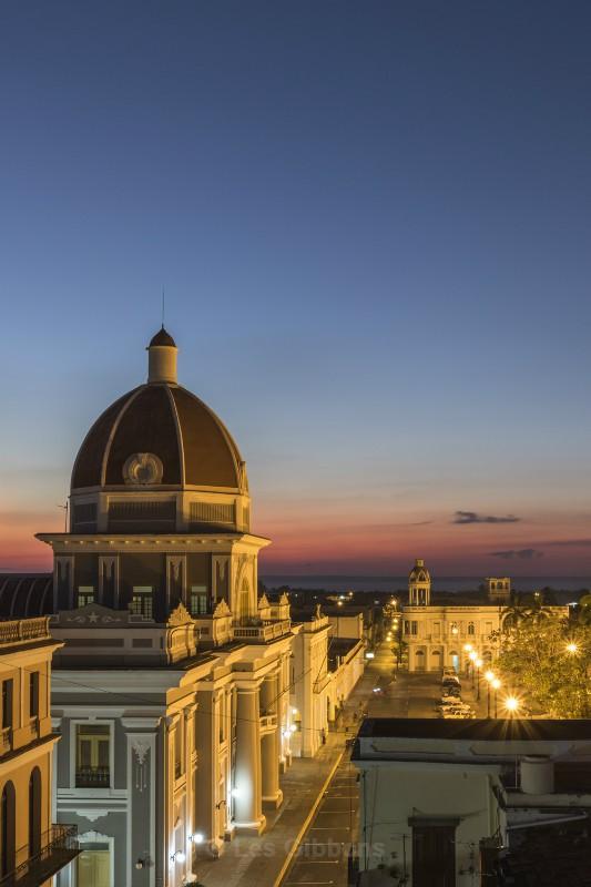 cinefuegos sunset - Cuba