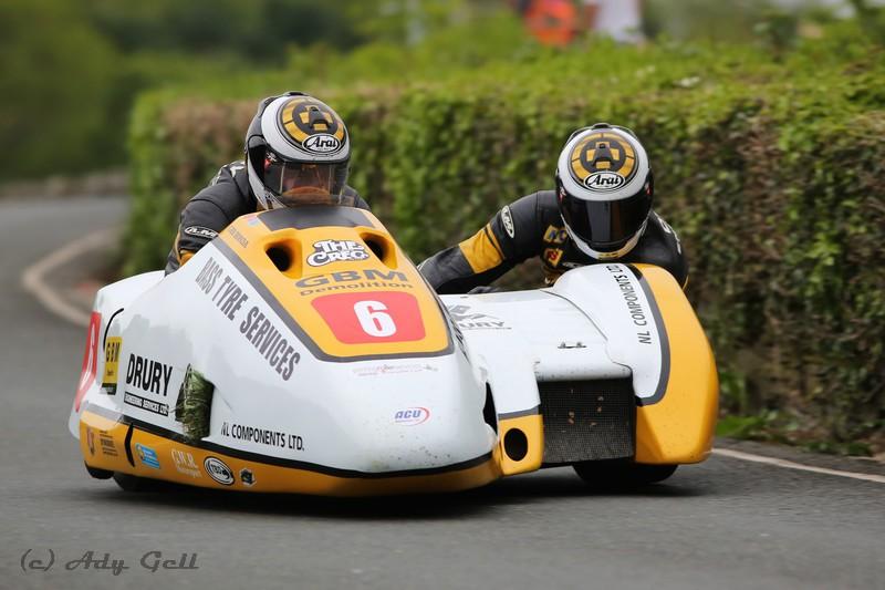 Bryan & Winn - Racing