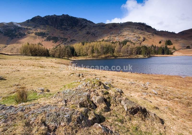 Cumbria30 - Blea Tarn - Lake District National Park