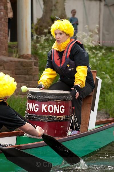 27 - Dumfries Devorgilla Dragon Boat Race 2010