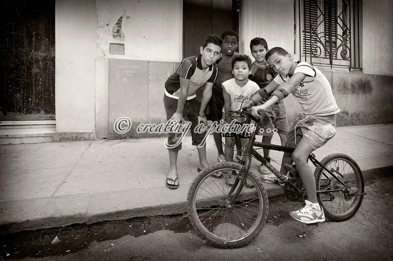 Biker's Friends - Cuba