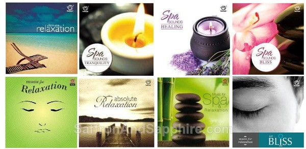 Music for Relaxation CDs