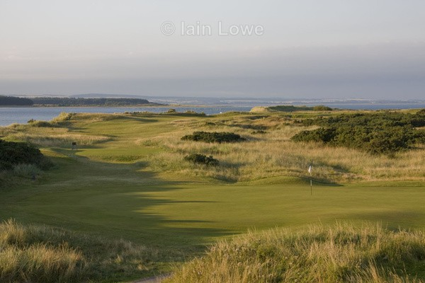 St Andrews New Course 8th Green  & 9th tee to green Par3 - St Andrews New Course