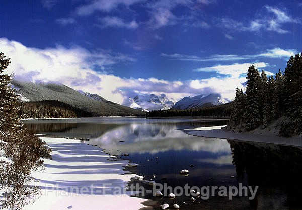 Medicine Lake 1 - Alaska & Canada