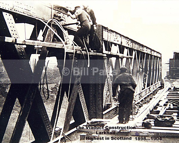 The Viaduct Construction - Archive.