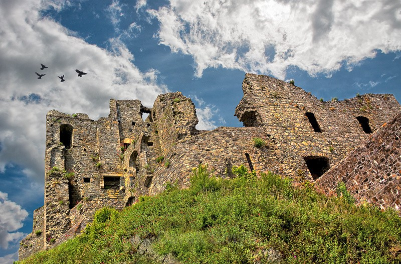 Irish Castles - King Johns Castle - Carlingford
