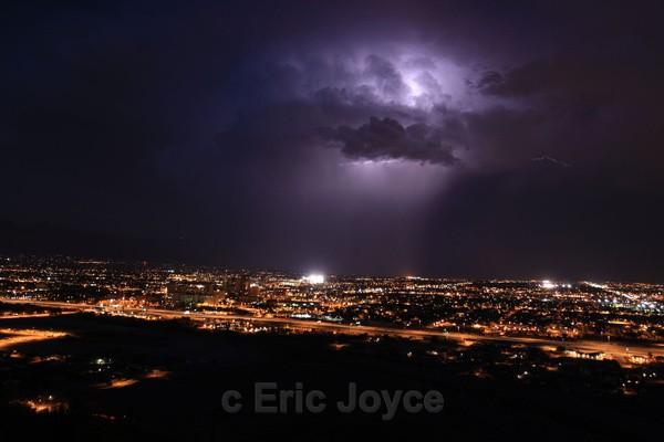 Charging Tucson - Tuscon, Arizona