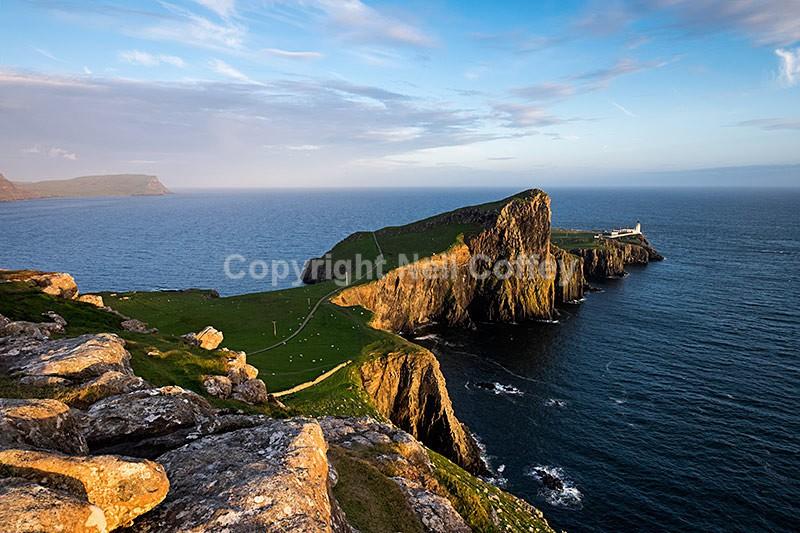Neist Point, Duirinish, Isle of Skye - Landscape format