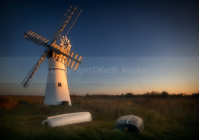 Thurne mill - 2008