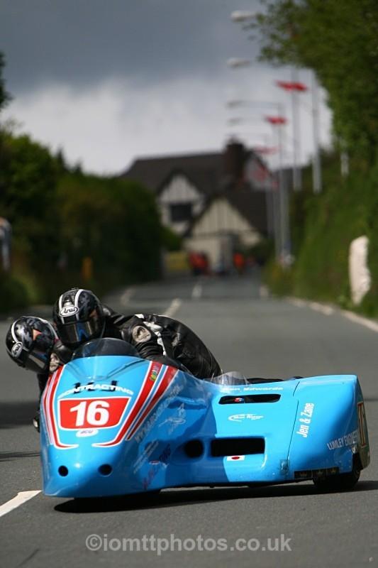 - Side Car Race 2