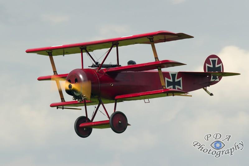28 Fokker Dr.1 Triplane
