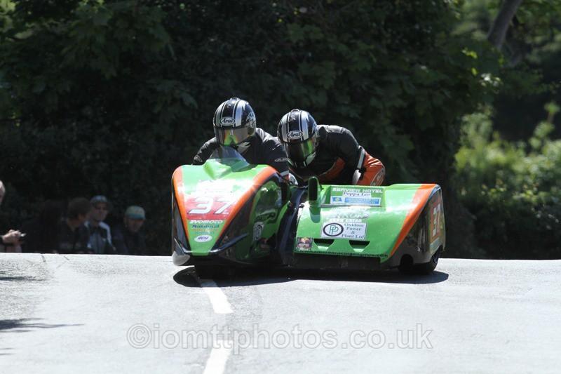 IMG_2409 - Sidecar Race 2 - TT 2013