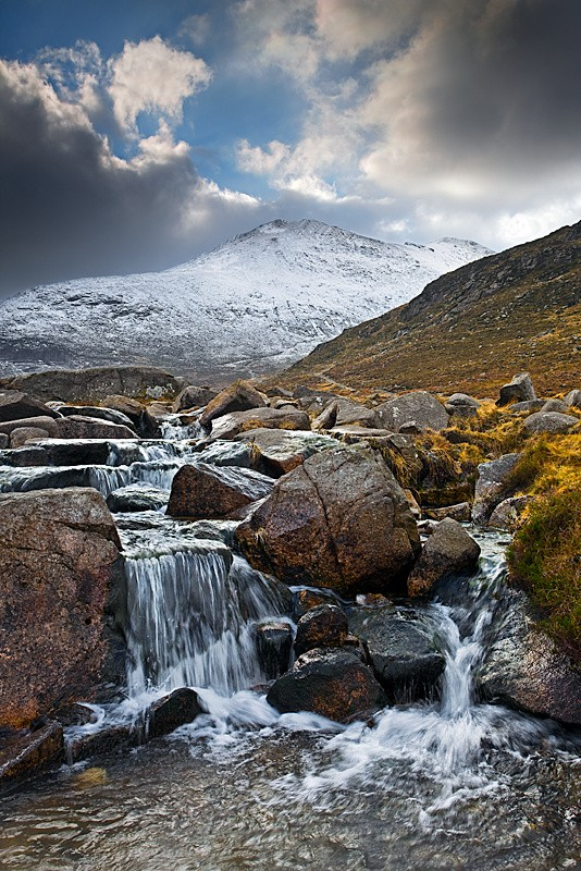 Mourne Mountain's Trassey River