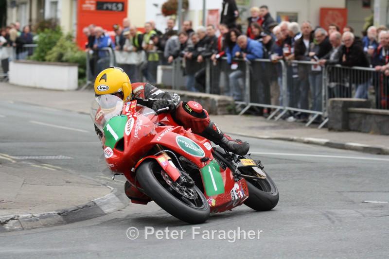 Dave Moffitt - Manx Grand Prix and Classic TT