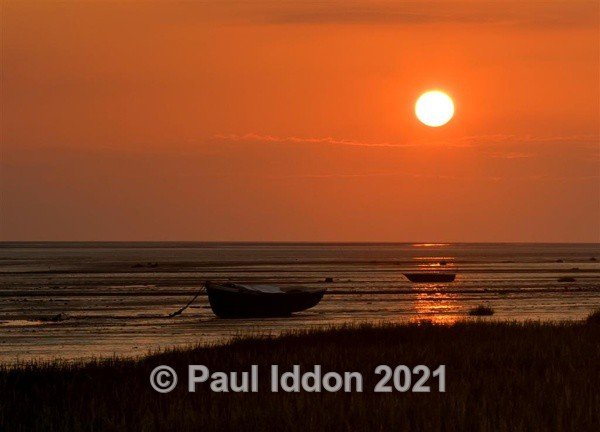 Sunset at Lytham St Anees - Landscapes